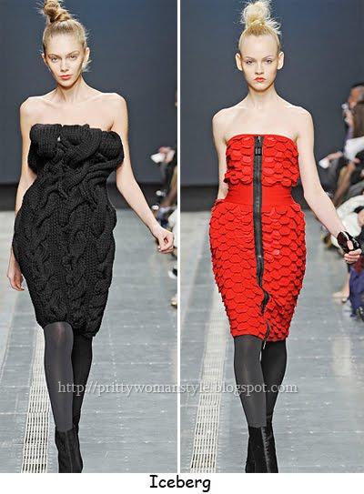 плетени рокли