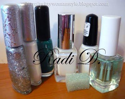 лакове за нокти