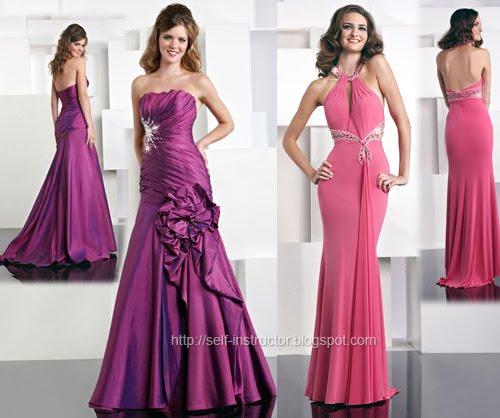 дълги бални рокли 2011