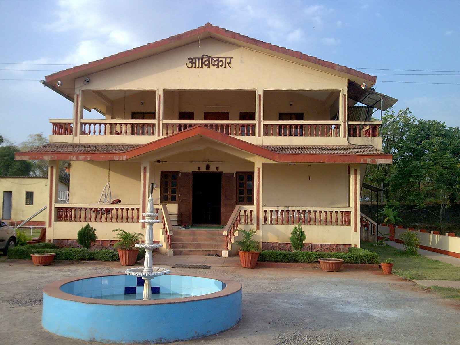 Aavishkar holiday home Lonavala bungalows for rent swimming pool