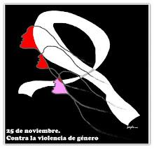 CONTRA LA VIOLENCIA DE GÉNERO, 25 de noviembre