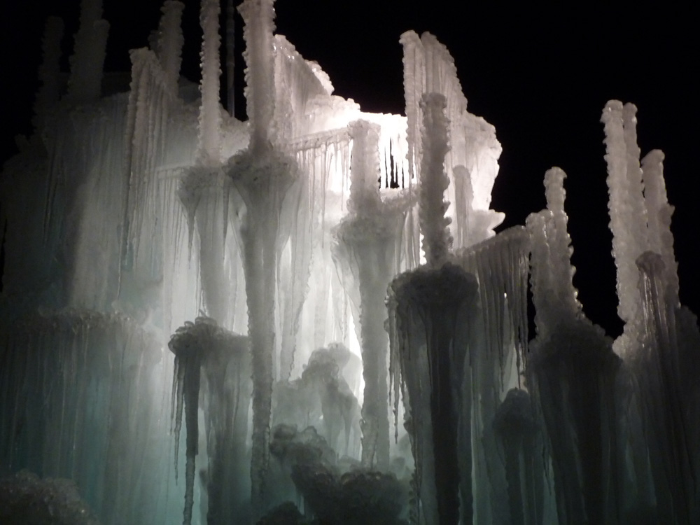 ice castle by kimesama - photo #21