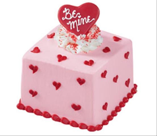 Valentine's Day Gifts - Chocolate & Cake