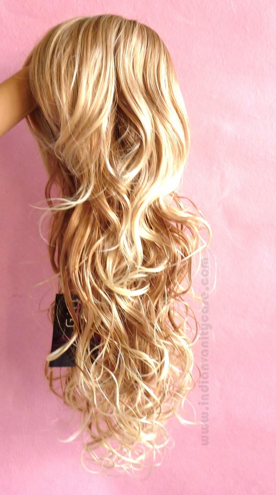 Barbie Blonde Wig 106