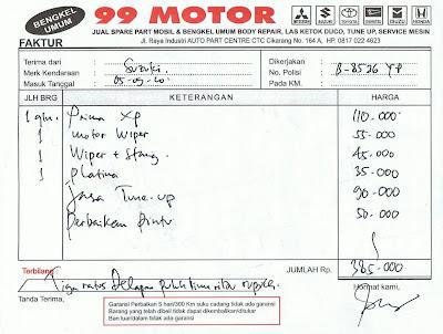 Katanab8536yp Service Radiator Rp 110000