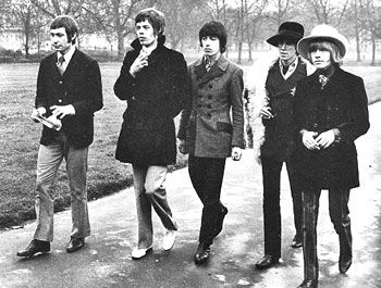 The Rolling Stones: Get of off my cloud