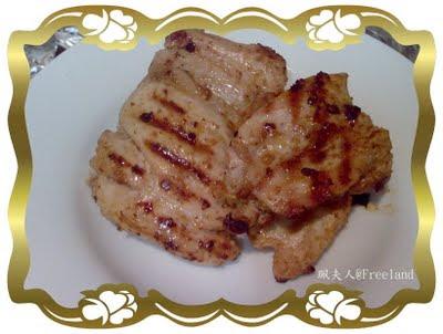 扮「nando」的grill chicken