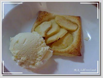 超簡易蘋果酥