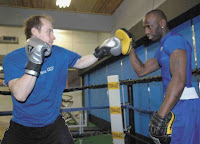 Grenadian boxer opens gym to train Canadians