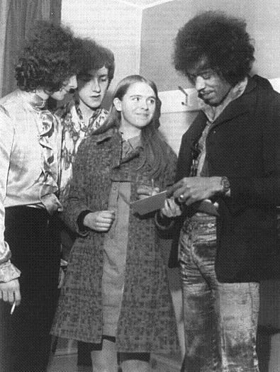Jimi Hendrix - Good Times