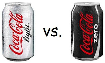 cola zero gå ner i vikt