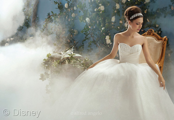 Disney Princess Wedding Dresses Alfred Angelo. Alfred Angelo's Disney