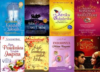 Pustaka Iman: Lagi Koleksi Buku Rumah Tangga @ Baitul Muslim