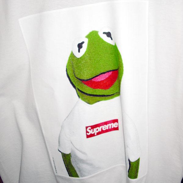 CrossoverTM Supreme X Kermit Frog Tee