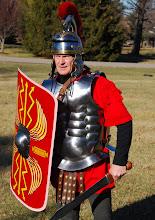 A Roman Warrior