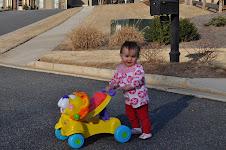 Samantha - 13 Months