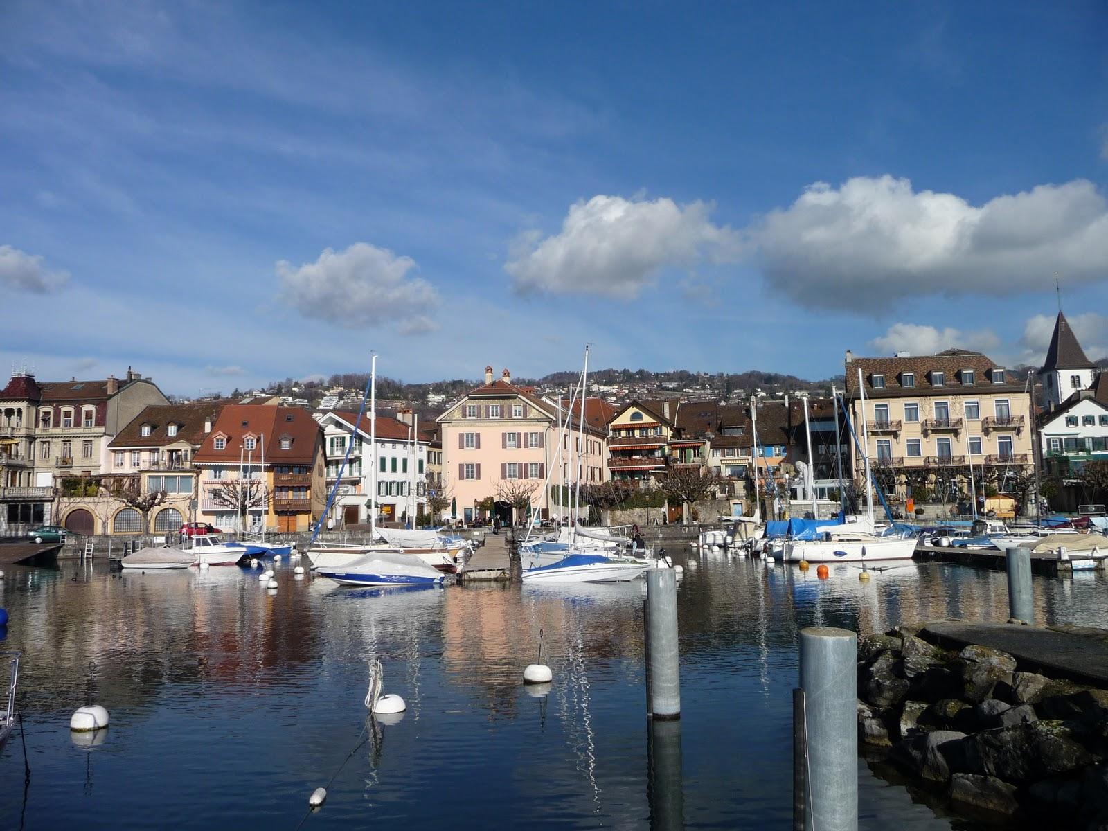 Lutry Switzerland  city pictures gallery : Blogenstein: Lausanne, Switzerland