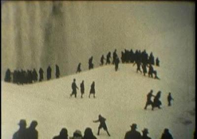 beku3 Bekunya Air Terjun Niagara Tahun 1911