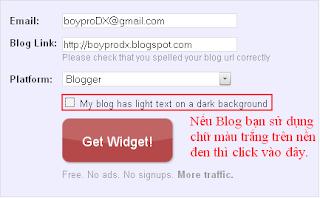 Tạo widget Bài đăng liên quan kèm với ảnh thumbnails cho blogspot với LinkWithin