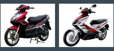 SYM Joyride vs Honda Air Blade