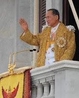 H M Bhumibol Adulyadej King of Thailand