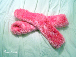 Fuzzy Socks one of my favorite things