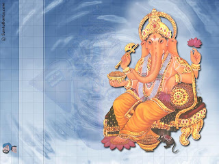 Lord Ganesha chaturthi beautiful photos