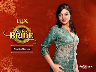 Lux Perfect bride stills