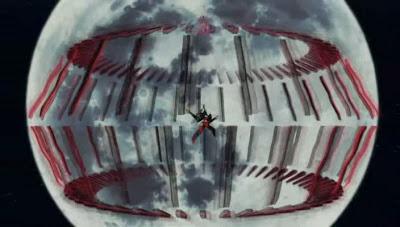 Gurren-Lagann episode 22: Caged
