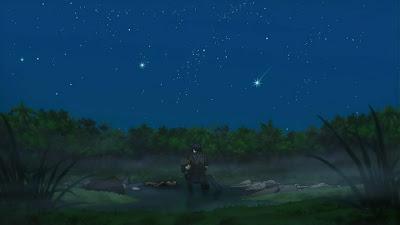 Darker than Black episode 23: Hei holds Pai