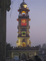 Ghanta Ghar, Clock Tower, Jodhpur, Rajasthan