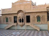 Mandir Palace, Jaisalmer, Rajasthan