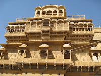 Inside Jaisalmer Fort, Rajasthan