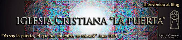 Iglesia Cristiana La Puerta Una Iglesia de Libertad en Cristo.