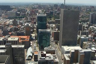 El edificio más alto de África