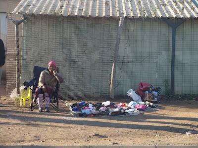 Escenas cotidianas (II). Tiendas