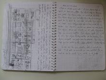 cuando mis cuadernos no tenían teclas