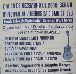 FESTIVAL DE VIOLEIROS