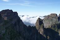 Pico Areiro, heel ruig en heel mooi.