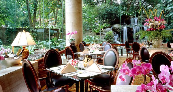 The Dining Room Sheraton Towers Scotts Road Singapore Photo Credit