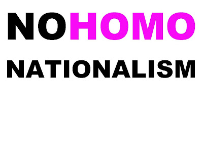 no homonationalism