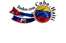 Solidaridad con Cuba y Haití