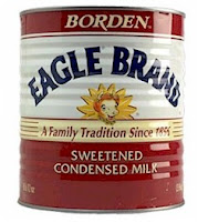 can of sweetened condensed milk