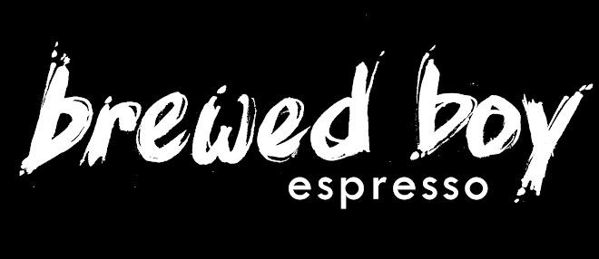 Brewed Boy Espresso