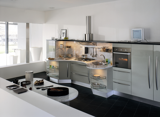 White canvas designs wheelchair accessible kitchens for More kitchen designs