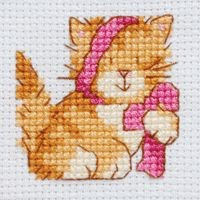 - LaGattaC - free cross stitch database