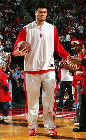 10 pemain basket NBA tertinggi