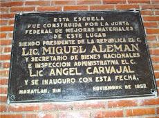 Placa Representativa