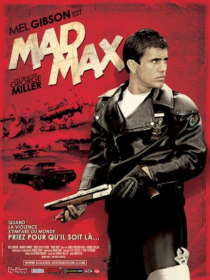 young mel gibson mad max. from Mel Gibson,