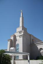 The Beautiful Albuquerque Temple
